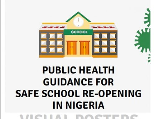 Public Health Guidance on Safe School Reopening in Nigeria